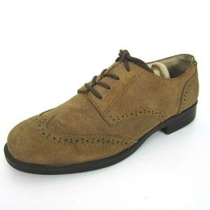 Sam Edelman Brown Irving Lace Up Oxford  Wingtip 8